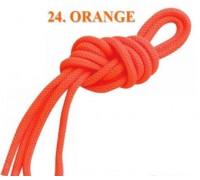 Скакалка Chacott Junior 2,5 m (Nylon) цв. Orange Art. 008-58083